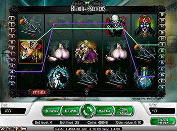 Игровой автомат Blood Suckers - фото № 3