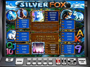 Игровой автомат Silver Fox - фото № 4