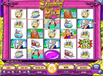 Игровой автомат Stinkin Rich - фото № 2