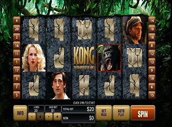 Игровой автомат King Kong - фото № 2