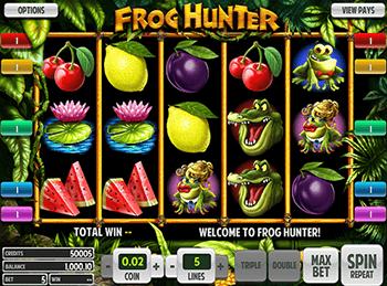 Игровой автомат Frog Hunter - фото № 2