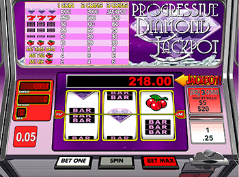 Игровой автомат Diamond Jackpot - фото № 1