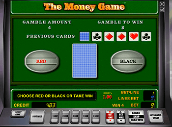 Игровой автомат The Money Game - фото № 1