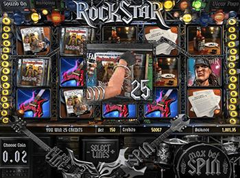 Игровой автомат Rockstar - фото № 3