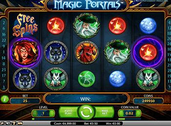 Игровой автомат Magic Portals - фото № 4