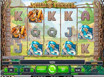 Игровой автомат Wild Turkey - фото № 4