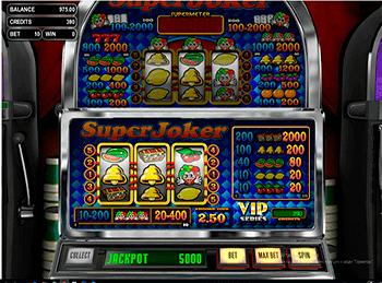 Игровой автомат Super Joker VIP - фото № 4