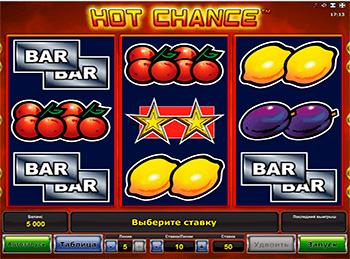 Игровой автомат Hot Chance - фото № 1