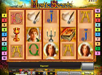 Игровой автомат Mystic Secrets - фото № 3