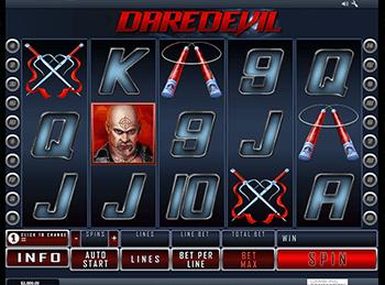Игровой автомат Daredevil - фото № 3