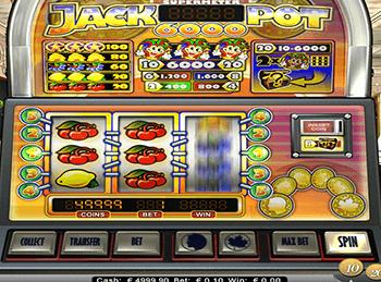 Игровой автомат Jackpot 6000 - фото № 4