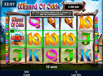 Игровой автомат Wizard Of Odds - фото № 1