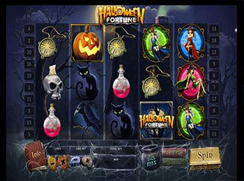 Игровой автомат Halloween Fortune - фото № 3