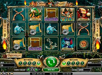 Игровой автомат Ghost Pirates - фото № 1