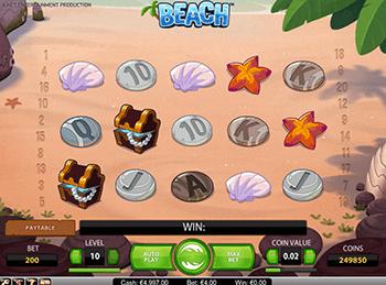 Игровой автомат Beach - фото № 2