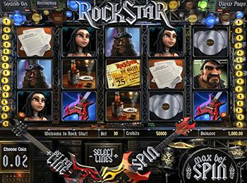Игровой автомат Rockstar - фото № 6