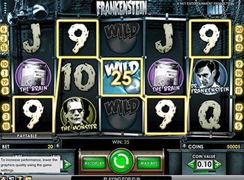 Игровой автомат Frankenstein - фото № 4