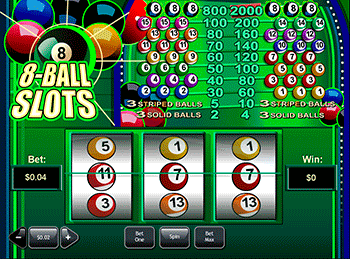 Игровой автомат 8 Ball Slots - фото № 1