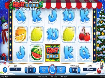 Игровой автомат Fruit Shop Christmas Edition - фото № 6