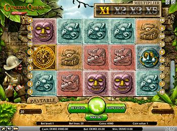 Игровой автомат Gonzo's Quest Extreme - фото № 1