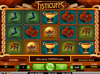 Игровой автомат Fisticuffs - фото № 2