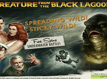 Игровой автомат Creature From The Black Lagoon - фото № 4