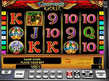 Игровой автомат Gryphon\'s Gold - фото № 5