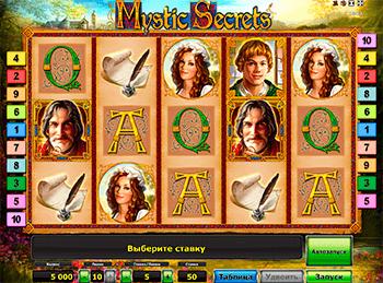 Игровой автомат Mystic Secrets - фото № 5