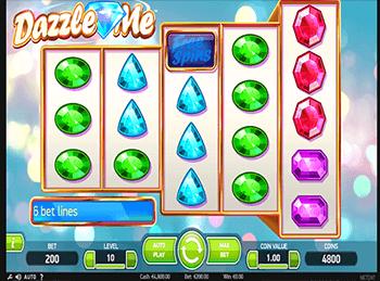 Игровой автомат Dazzle Me - фото № 1
