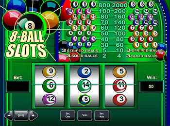 Игровой автомат 8 Ball Slots - фото № 4