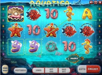 Игровой автомат Aquatica - фото № 2