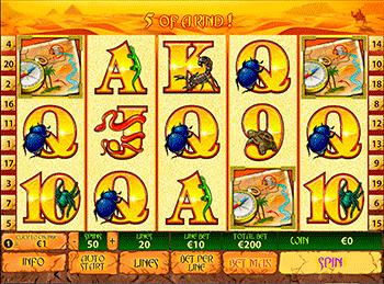 Игровой автомат Desert Treasure - фото № 3