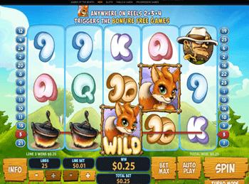 Игровой автомат Foxy Fortunes - фото № 4