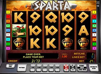 Игровой автомат Sparta - фото № 2