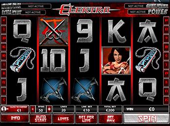 Игровой автомат Elektra - фото № 2