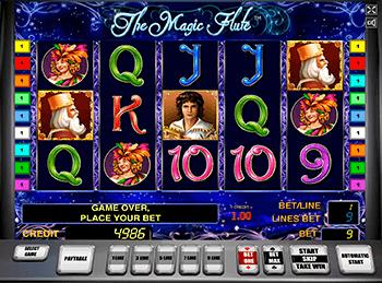 Игровой автомат The Magic Flute - фото № 6
