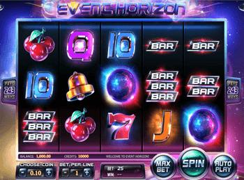 Игровой автомат Event Horizon - фото № 1