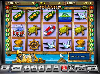 Игровой автомат Island 2 - фото № 2