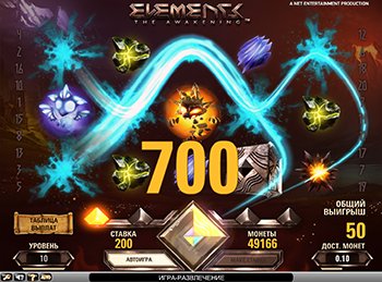 Игровой автомат Elements The Awakening - фото № 1