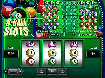 Игровой автомат 8 Ball Slots - фото № 2