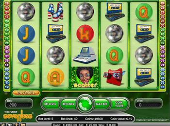 Игровой автомат Funky Seventies - фото № 2