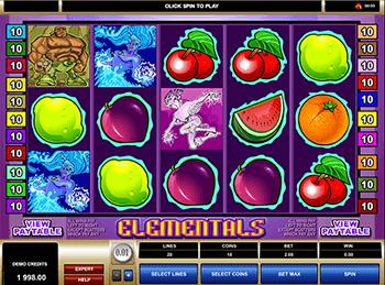 Игровой автомат Elementals - фото № 2