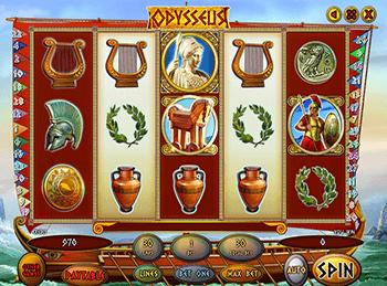 Игровой автомат Odysseus - фото № 5