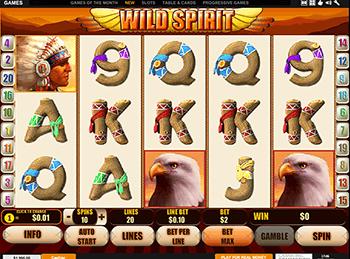 Игровой автомат Wild Spirit - фото № 1
