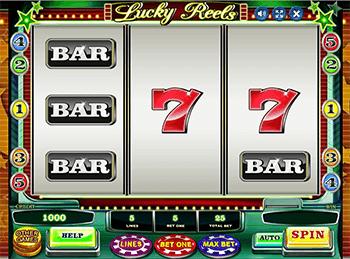 Игровой автомат Lucky Reels - фото № 4