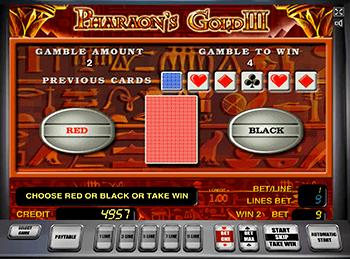 Игровой автомат Pharaoh\'s Gold III - фото № 1
