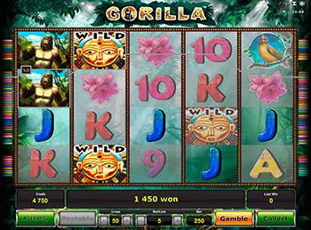 Игровой автомат Gorilla - фото № 4