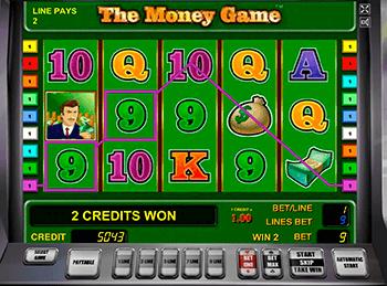 Игровой автомат The Money Game - фото № 4