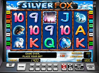 Игровой автомат Silver Fox - фото № 2