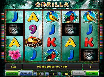 Игровой автомат Gorilla - фото № 3